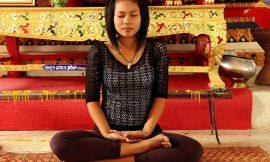Come calmare la mente con la meditazione