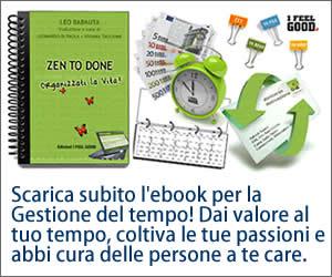 Scarica ebbok gestione del tempo Zen To Done - Organizzati la Vita! da I FEEL GOOD