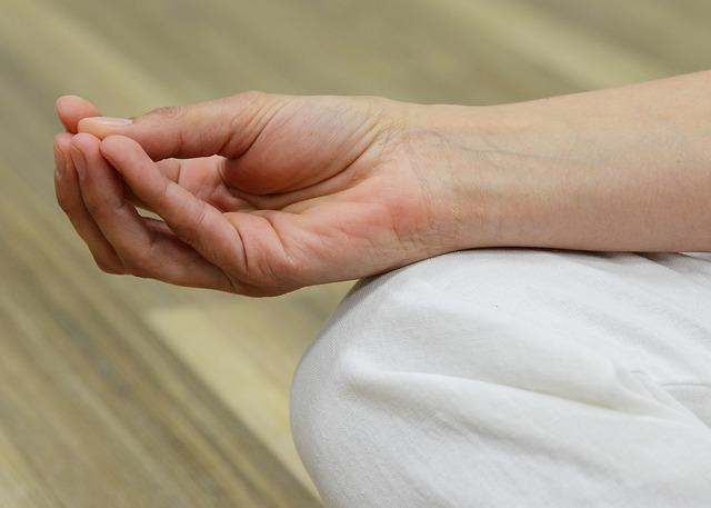 Mudra meditativi