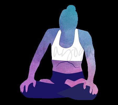 Asana Yoga Agnisar Kriya