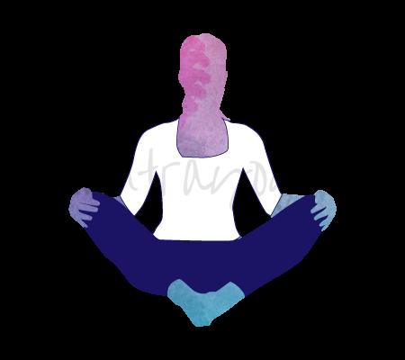 Posizione Yoga Purna Titali Asana (farfalla completa)
