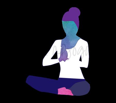 Posizione del saluto (Namaskara Mudra)