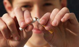 Come smettere di fumare con lo Yoga