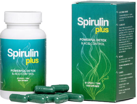 INTEGRATORE NATURALE Spirulin Plus