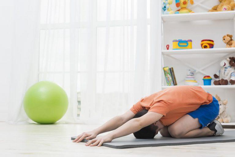 Yoga per i bambini (prima parte)