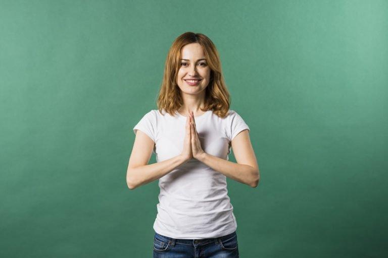 Asana Yoga per il buonumore